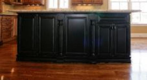 Buy cabinets online rta kitchen cabinets kitchen for Black kitchen cabinets online